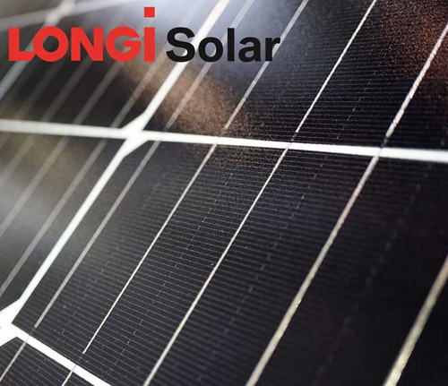 LONGI SOLAR PANELS 315 W LR6-60HPH
