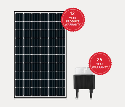 SOLAREDGE 300W PANELS – SPV300-60MMJ