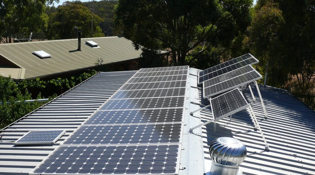 Solar Energy Today, Solar Roof Ventilation